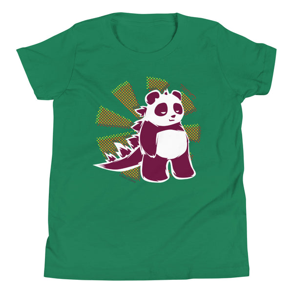 Pandazilla 2020 Youth T-shirt, Kelly Green