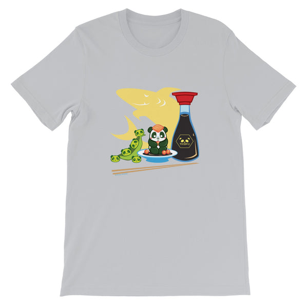 Sushi Panda Set v.2 Men's/Unisex T-Shirt