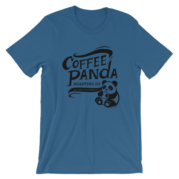 Coffee Panda Roasting Co. v.2 Men's/Unisex T-Shirt