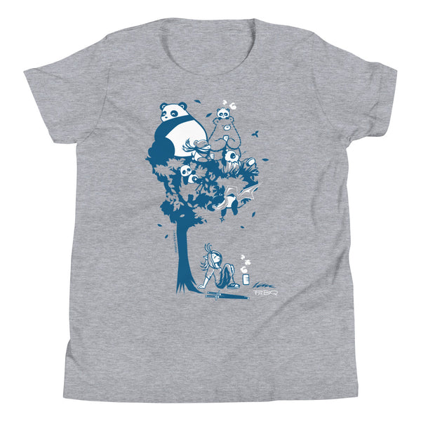 P.M.B.Q. Character Tree Youth T-Shirt