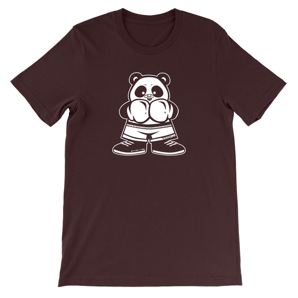 Boxing Panda Men's/Unisex T-shirt