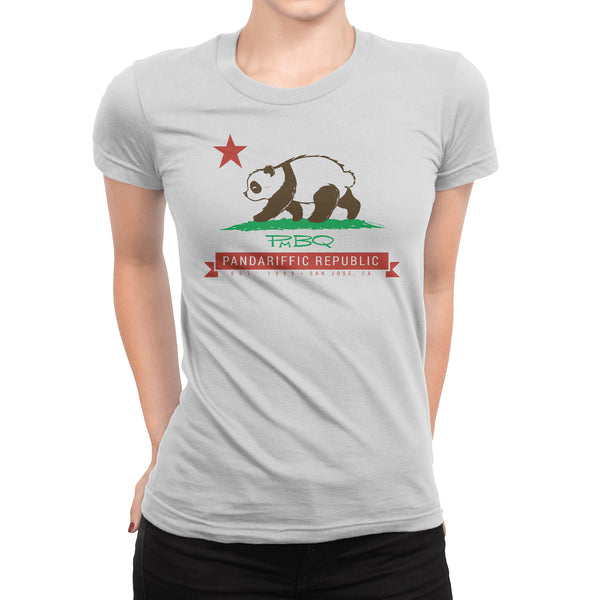 Pandariffic Republic Women's T-shirt