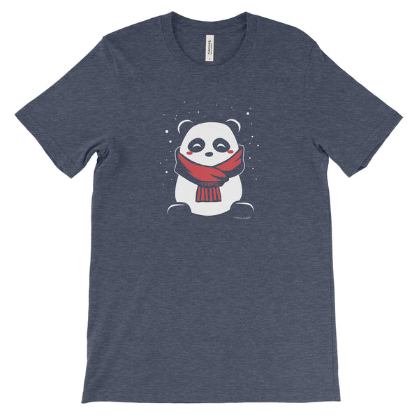SnoPanda Men's/Unisex T-shirt