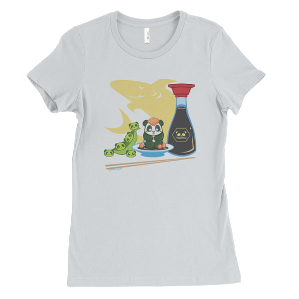 Sushi Panda Set Women's T-shirt