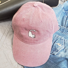 Cat Baseball Cap -  Vineyard