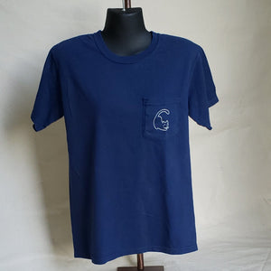 Short Sleeve T-shirt (Adult) - Navy