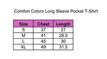 Long Sleeve T-shirt (Adult) - Violet