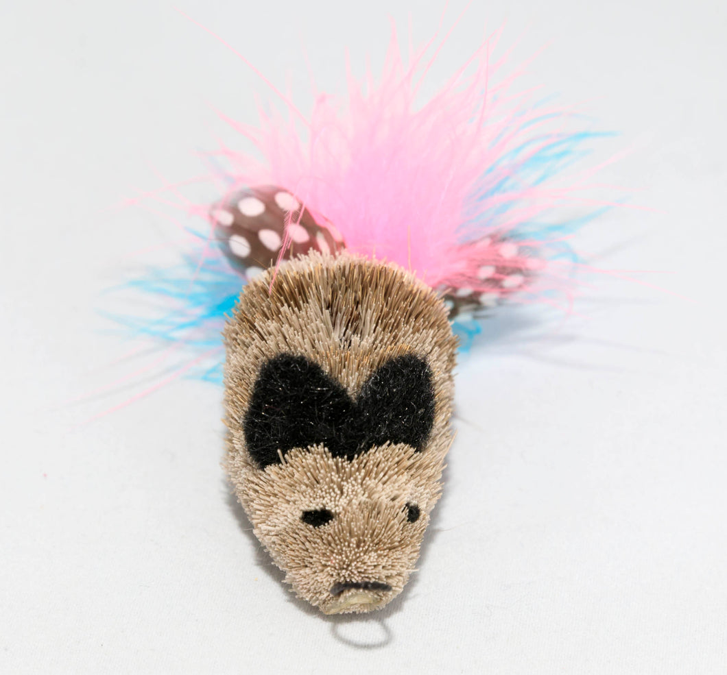 Cat Toy - Da Feather Mouse by GO CAT™