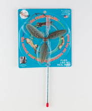 Cat Toy - Da Purr-Peller with Super Rod wand by GO CAT™