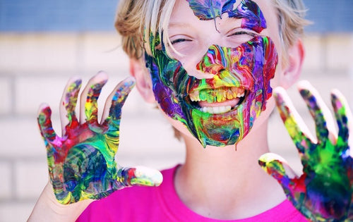 The Benefits of Messy Play for Children