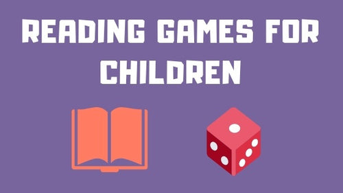 Reading Games for Children