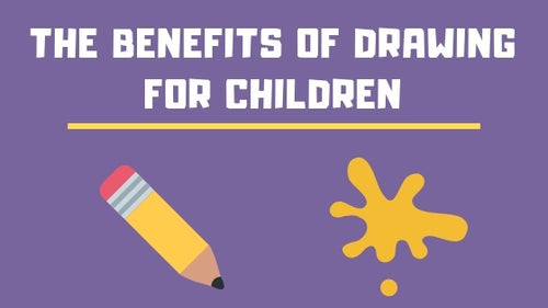 The Benefits of Drawing for Children