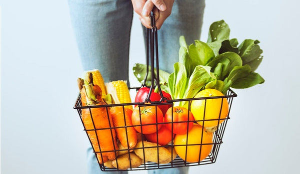 photo of a shopping basket