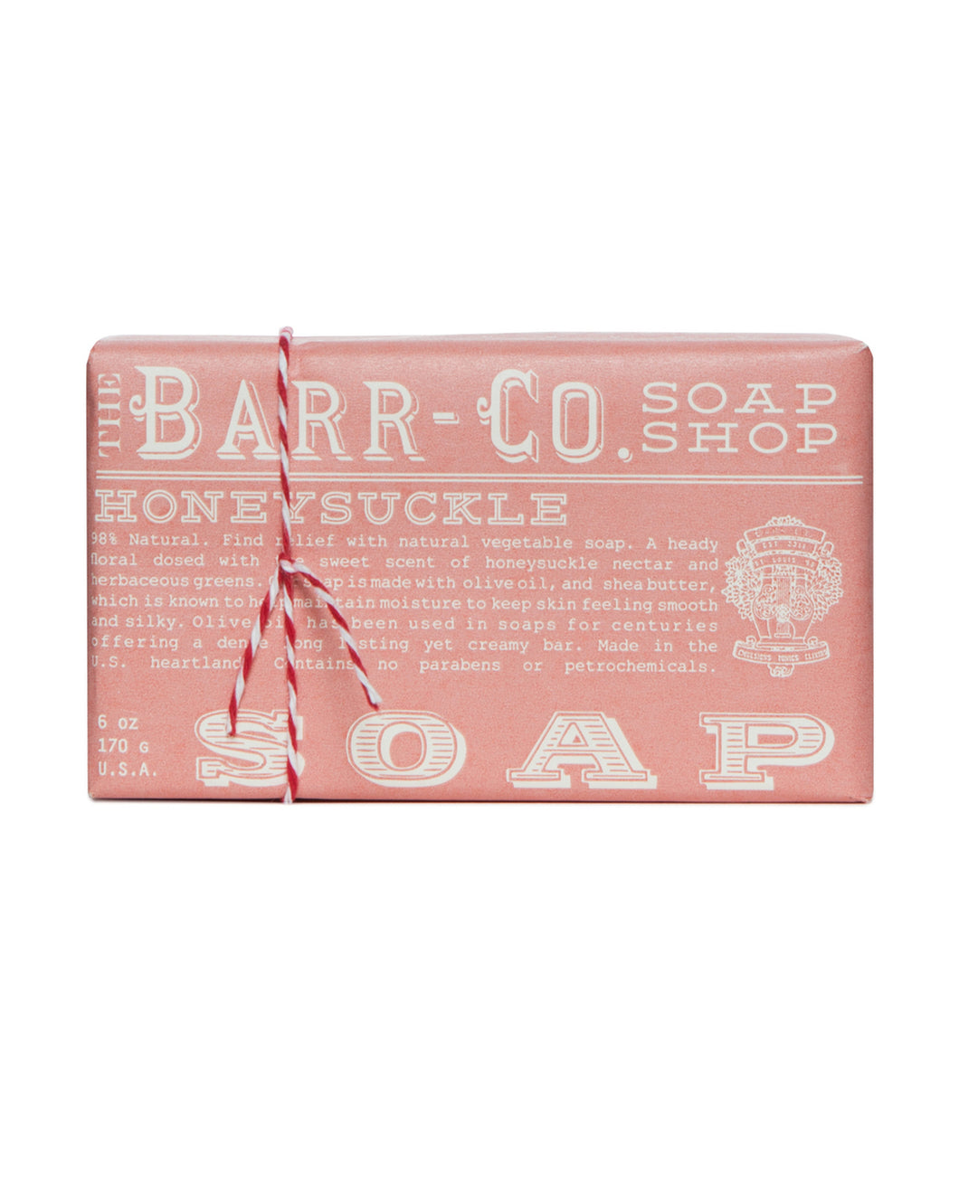 Bar Soap - Honeysuckle