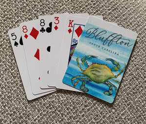 Bluffton Playing Cards