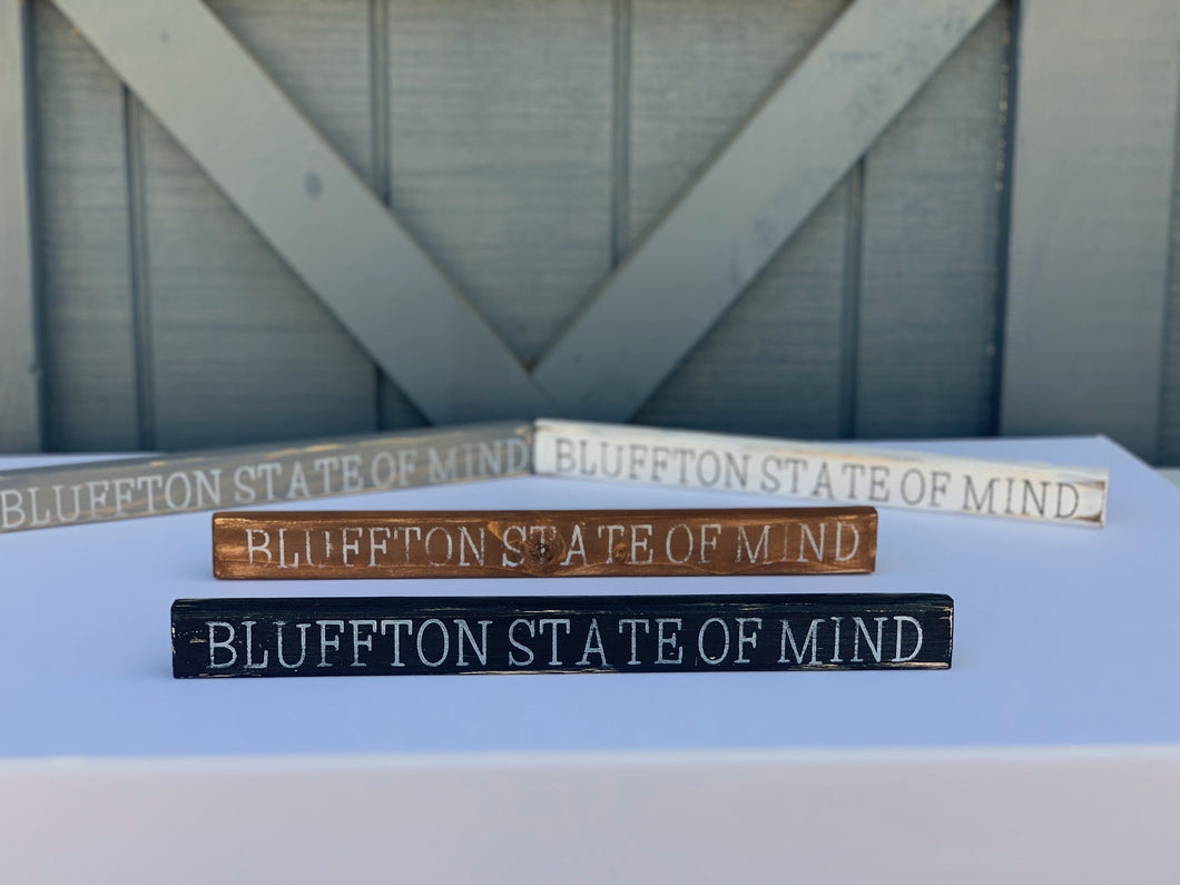 Bluffton State of Mind