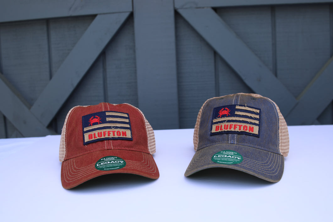 Bluffton Flag Hat