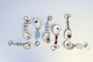 Oyster Key Chain