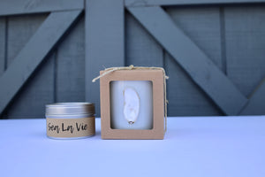 Sea La Vie Candle