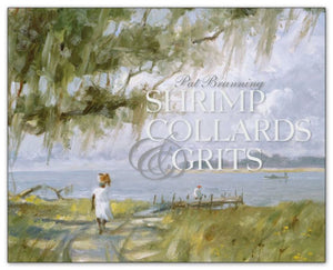 Shrimp Collards and Grits