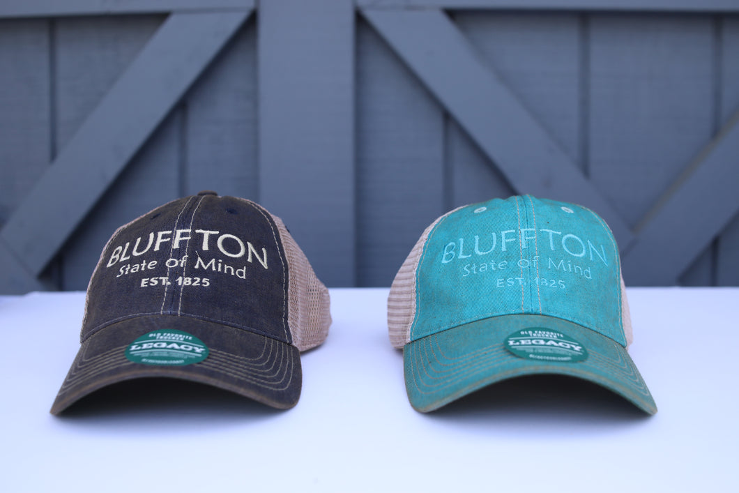 Bluffton State of Mind Hat