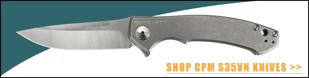 Shop CPM S35VN Knives