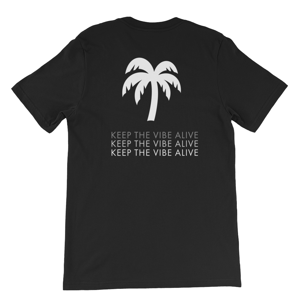 Keep The Vibe Alive - Black - Darty Co.®