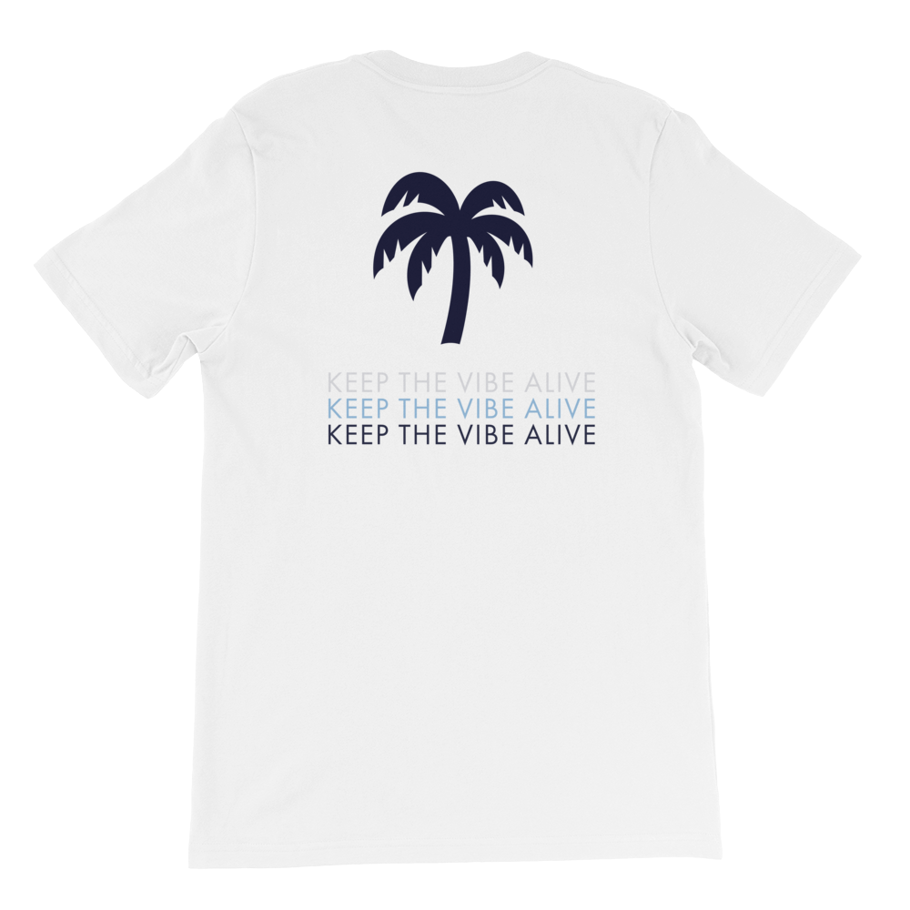 Keep The Vibe Alive - White - Darty Co.®