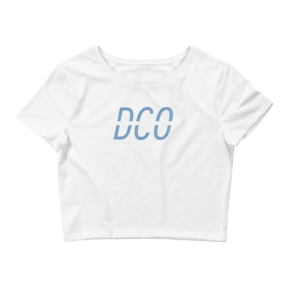 Women's DCO Crop Top - Darty Co.®