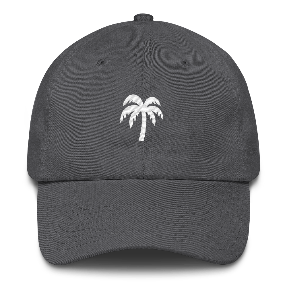 Darty - White (Smokey Grey Cap) - Darty Co.®