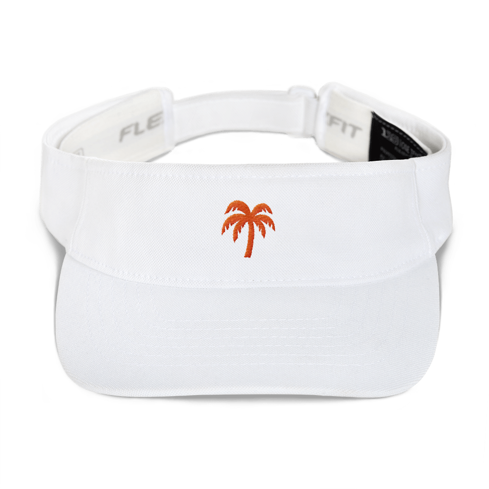 Darty - Tennessee Orange (White Visor)