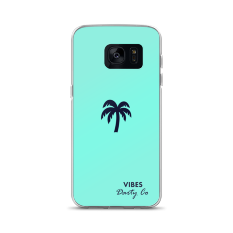 Teal Samsung Phone Cases
