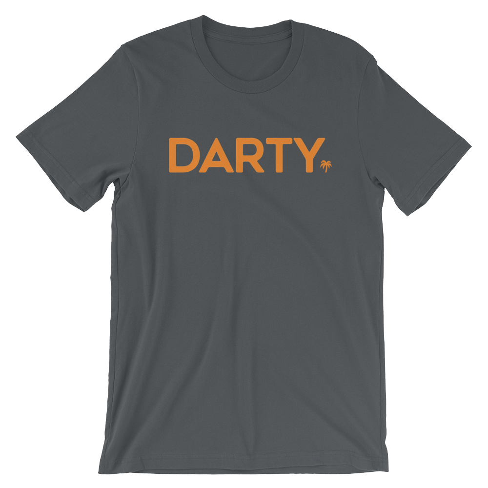 Darty - Tennessee Orange (Smokey Grey T-Shirt) - Darty Co.®