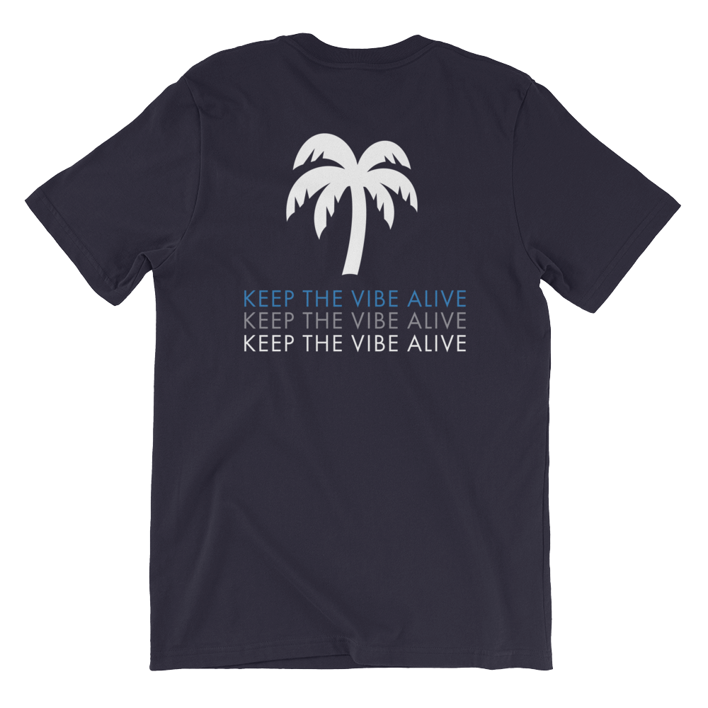 Keep The Vibe Alive - Navy Blue - Darty Co.®