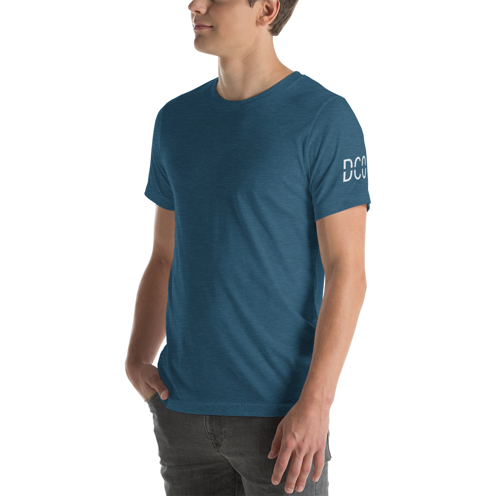 Darty Co - Heather Deep Teal - Darty Co.®