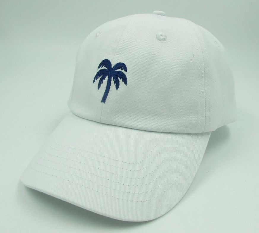 White Darty® Hat - Darty Co.®