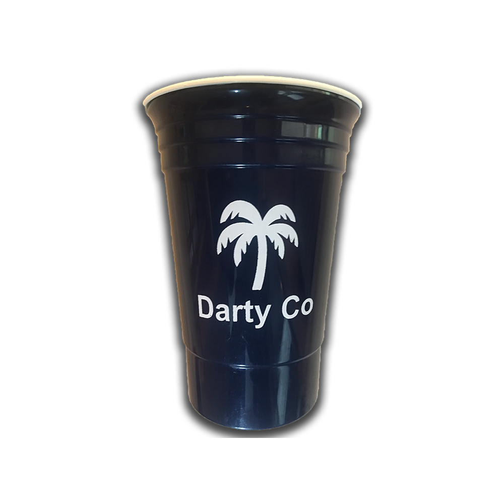 Darty Co. Cup - Navy - Darty Co.®