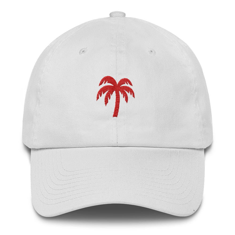 Crimson Cotton Cap - Darty Co.®