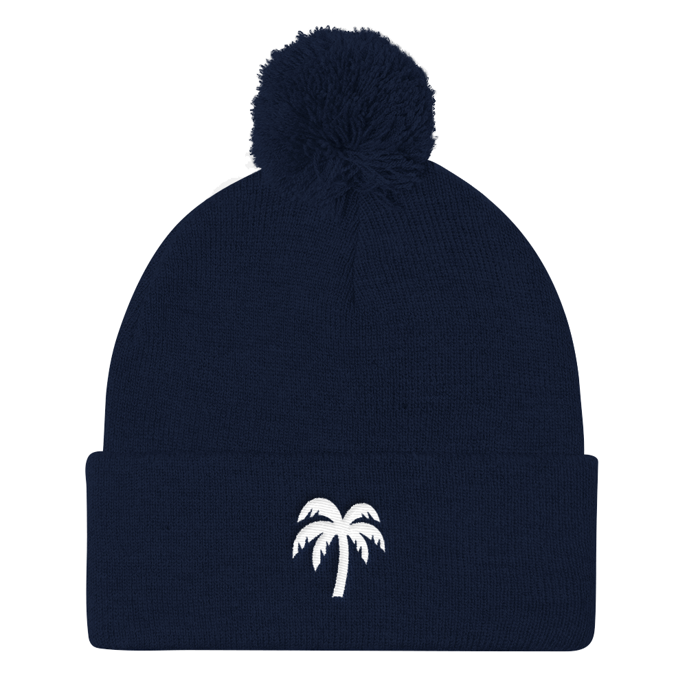 Darty Pom Pom Knit Beanie - Darty Co.®