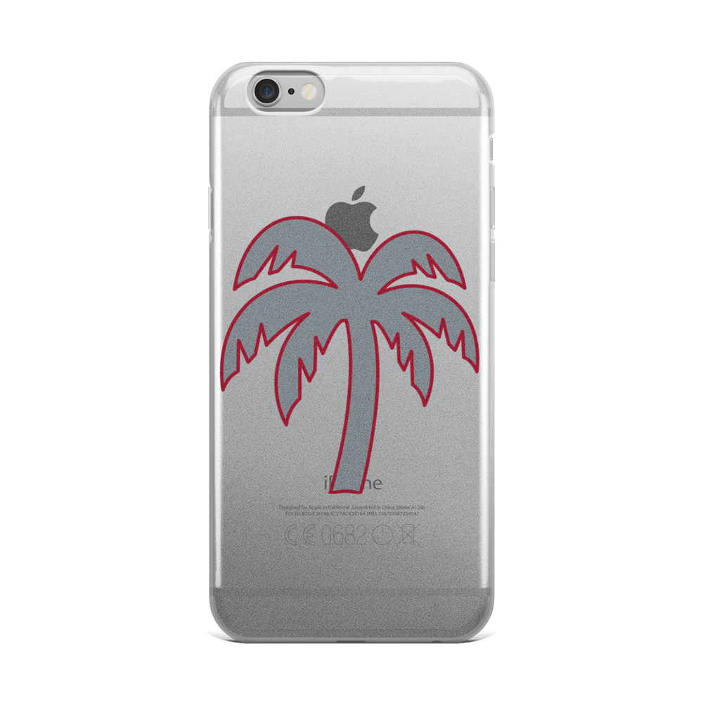 Grey - Crimson Phone Case - Darty Co.®