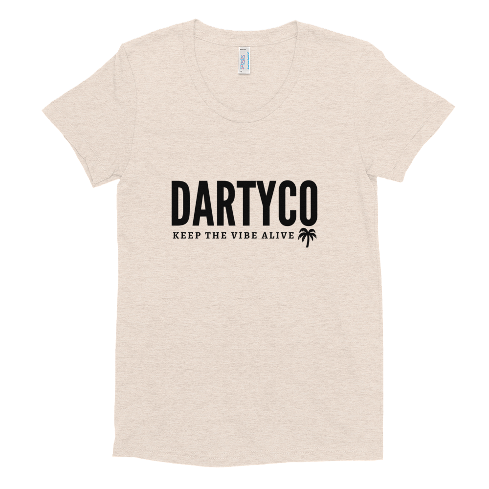Women's Darty Co.®️ Crew Neck T-shirt