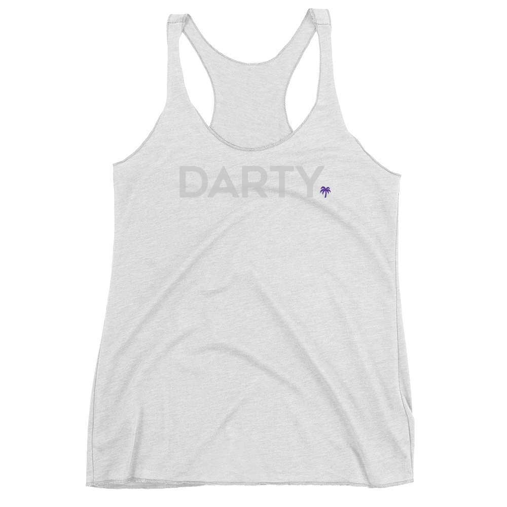 Women's Darty Racerback Tank - Darty Co.®