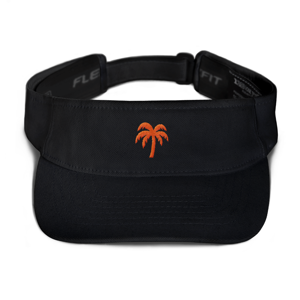 Orange Visor - Darty Co.®