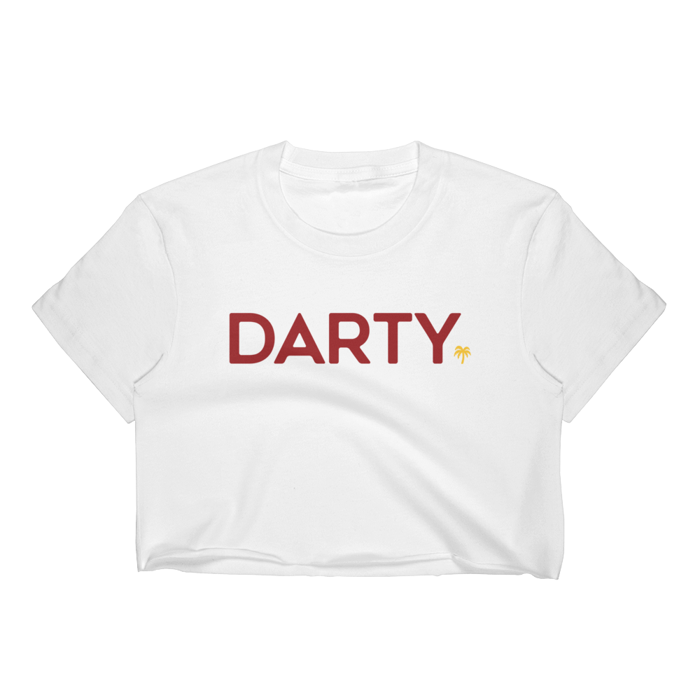 Women's Darty Crop Top