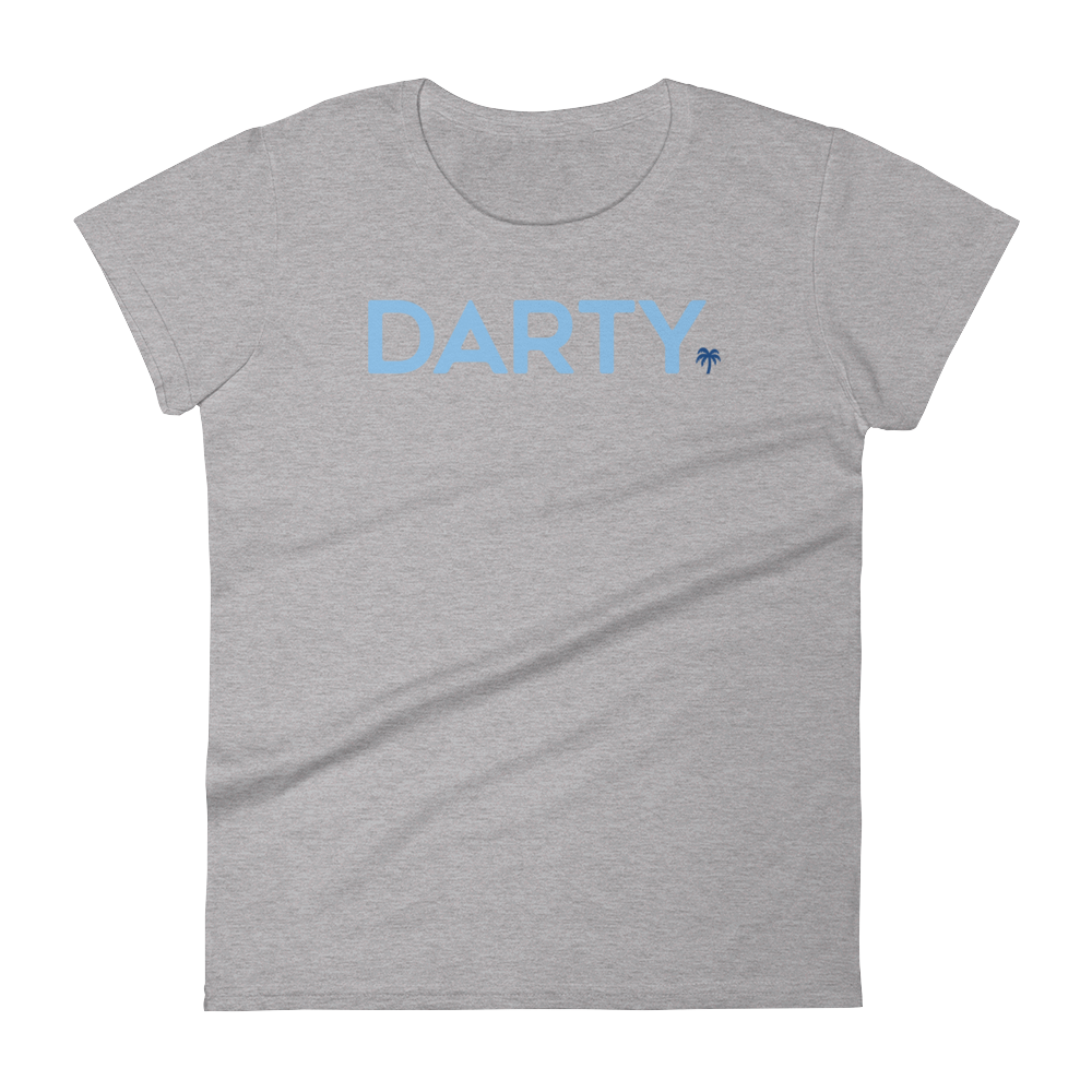 Women's Darty Short Sleeve T-Shirt - Darty Co.®