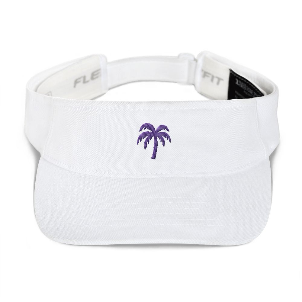 Purple Visor - Darty Co.®