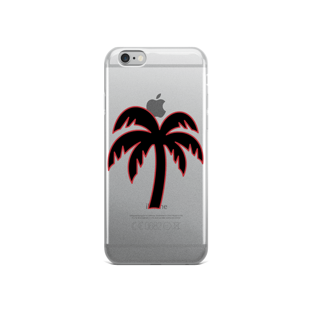 Black - Red Phone Case - Darty Co.®
