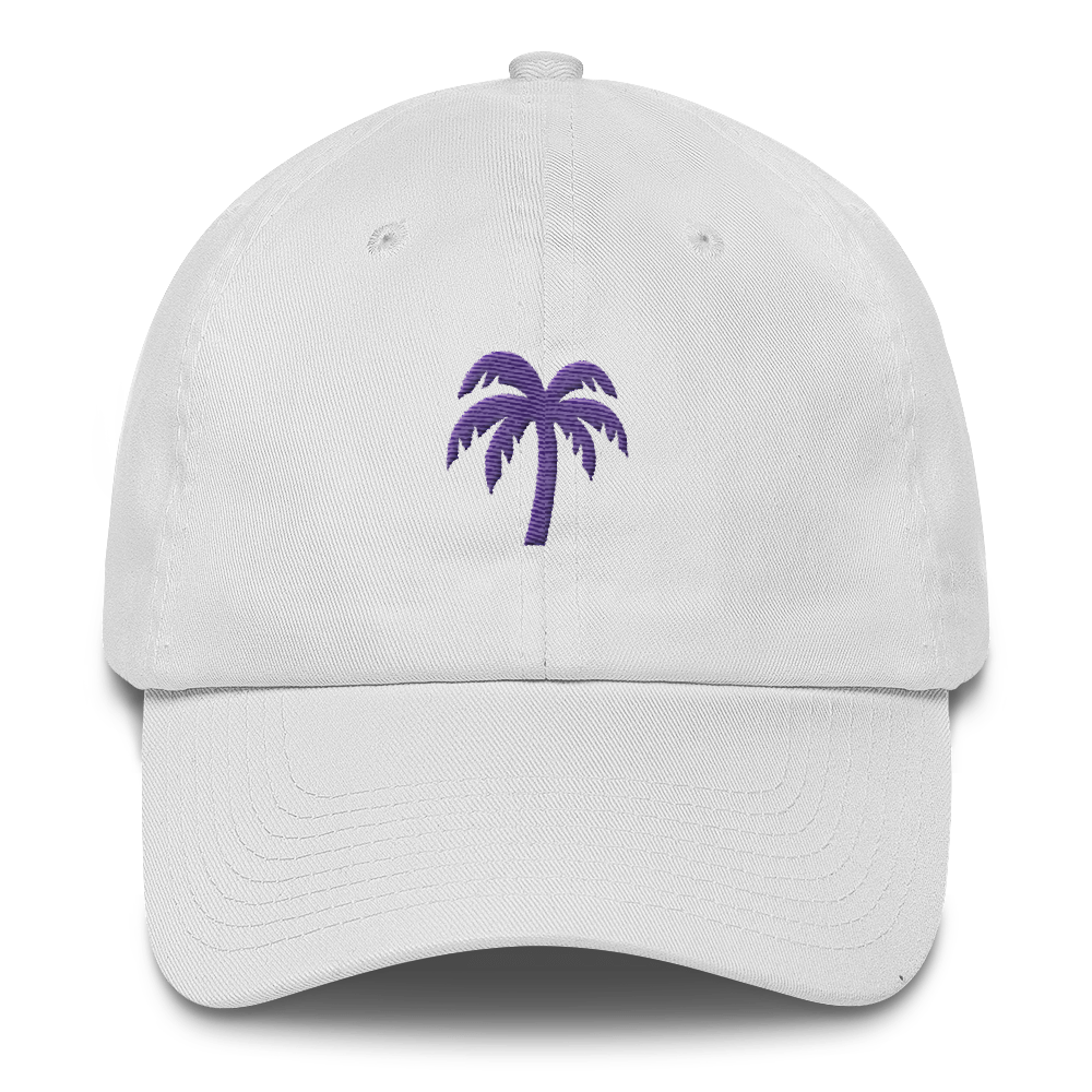 Purple Cotton Cap - Darty Co.®