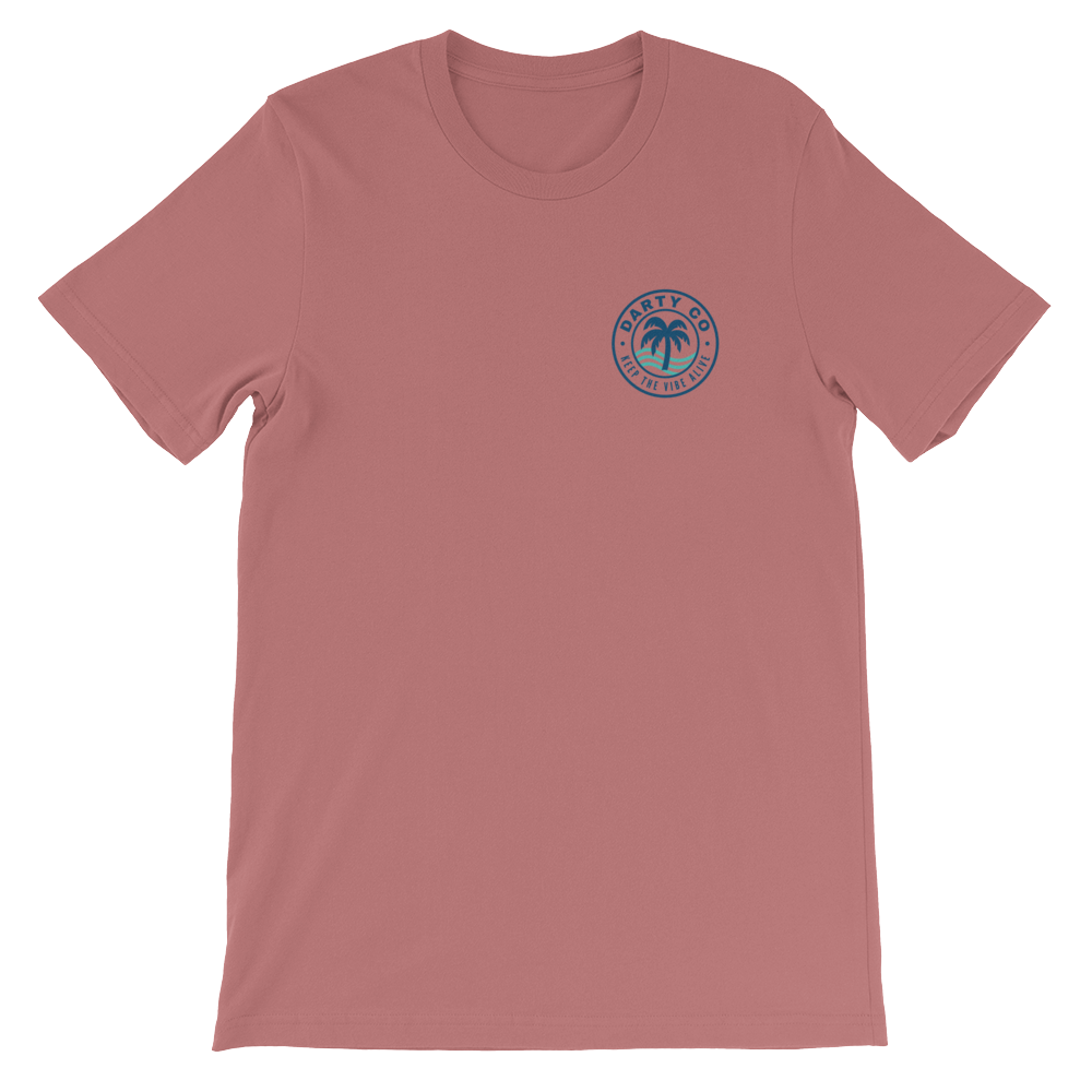 Ocean Darty Co.®️ Short-Sleeve Unisex T-Shirt - Darty Co.®