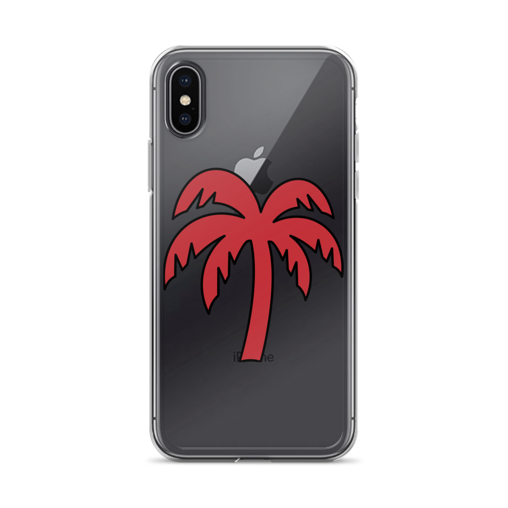 Red - Black Phone Case - Darty Co.®